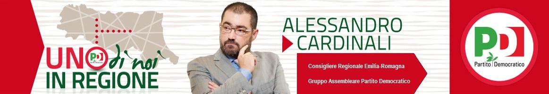 Alessandro Cardinali - Uno di noi in Regione