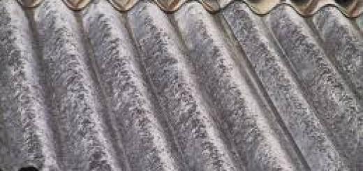 cemento amianto