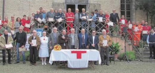 quarant'anni croce rossa 13 aprile 15