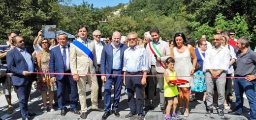 Inaugurazione Ponte Armorano