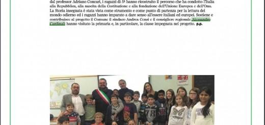 gazzetta di Parma_visita scuola polesine zibello_vorrei una legge che